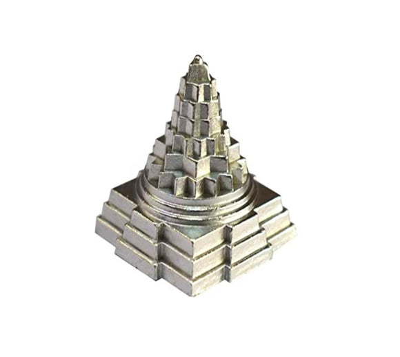 Parad (Mercury) Meru Shree Yantra (Mercury) 50 Grm