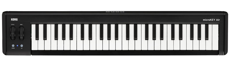 Korg MicroKEY Air 49-Key Bluetooth Midi Controller-All You Need Music, Canadian Music Store