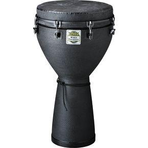 "Remo Key-Tuned 14"" Djembe Black Earth-All You Need Music, Canadian Music Store"