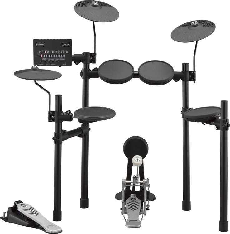 Yamaha DTX452K Electronic Drum Set-All You Need Music, Canadian Music Store