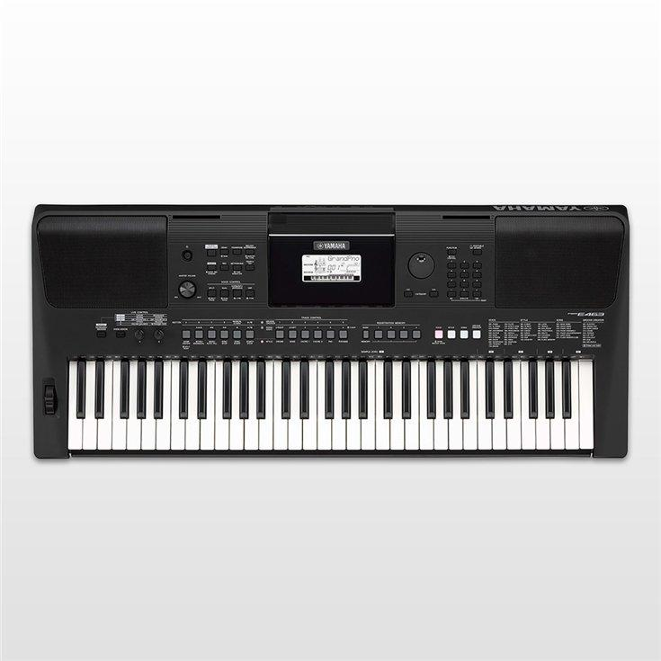 Yamaha PSRE463 61-Key Portable Keyboard-All You Need Music, Canadian Music Store