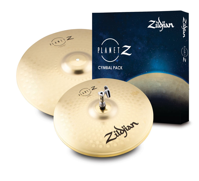 "Zildjian FUNDAMENTALS PACK: 14"" HiHat and 18"" Crash/Ride-All You Need Music, Canadian Music Store"
