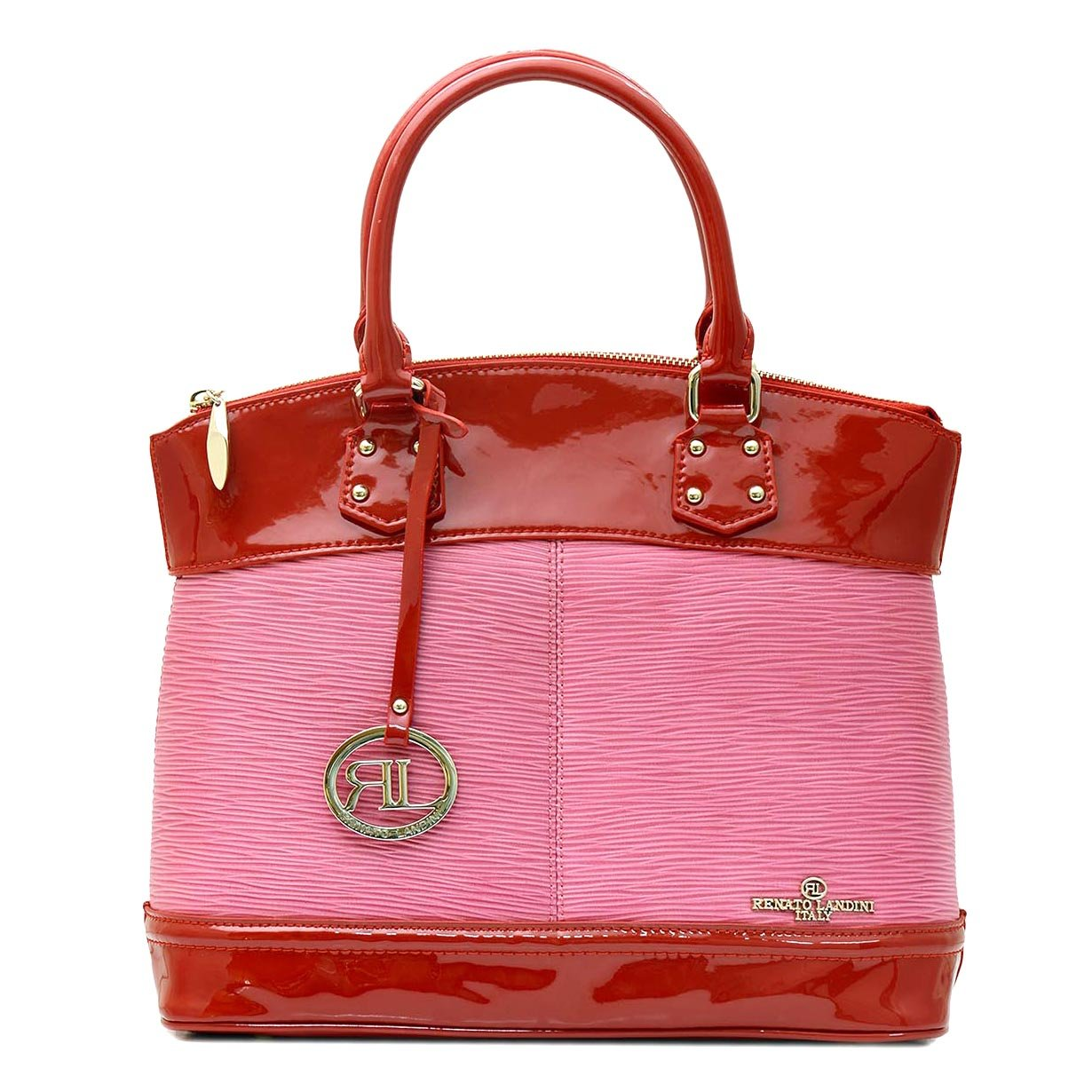 RENATO LANDINI Lady's Bag Red/ Moda