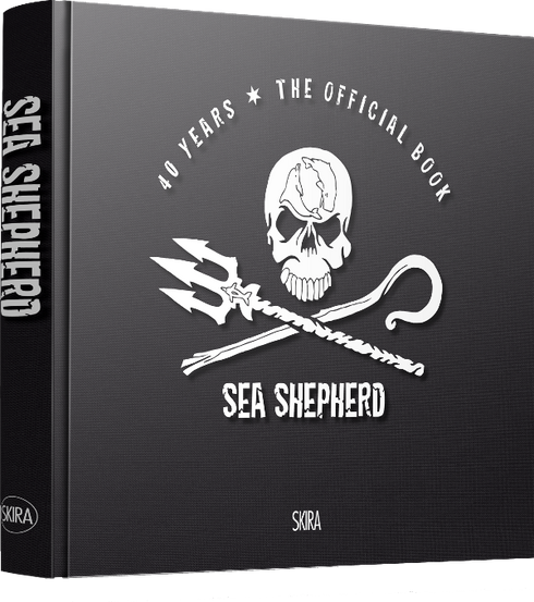 SKIRÀ 40 anni di Sea Shepherd Libro