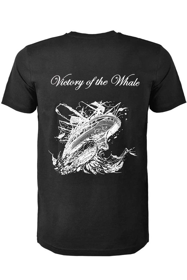 Maglietta Unisex Victory of the Whale | Nera