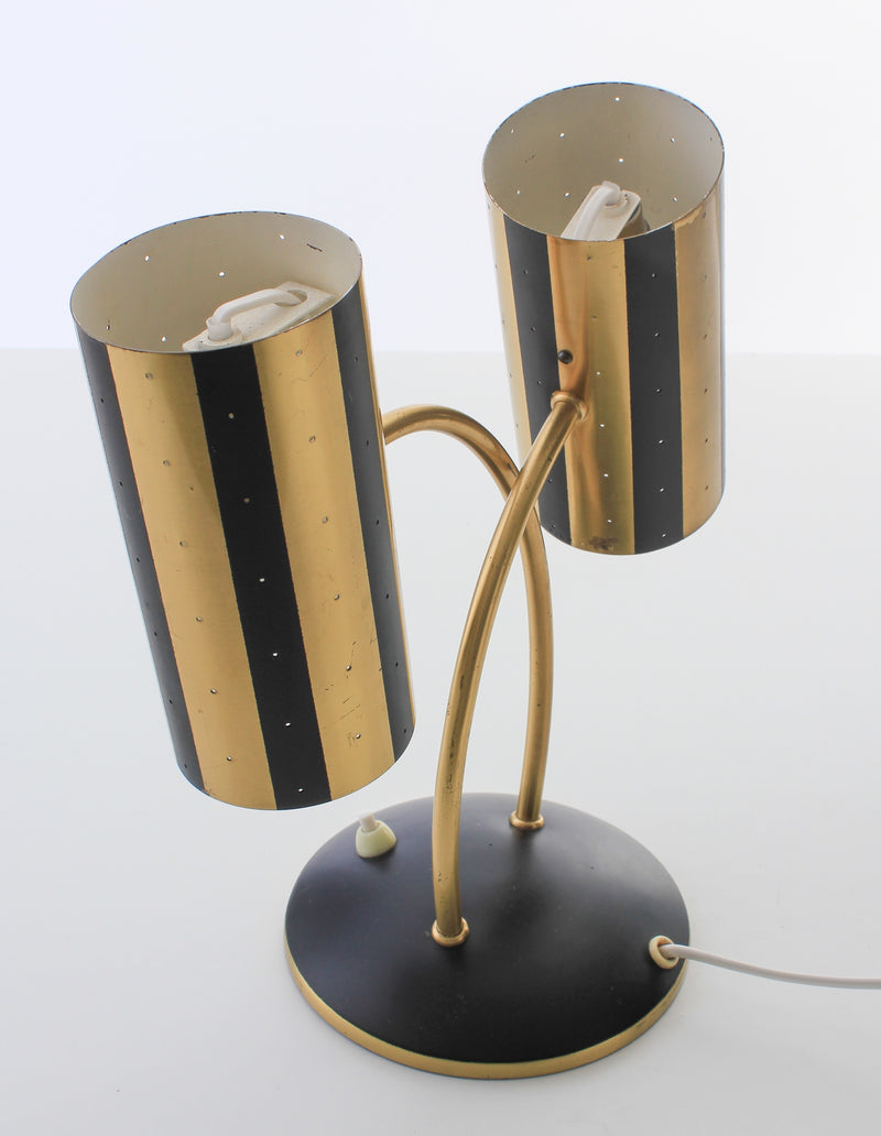 Table lamp Brass 1950 / 60s B197
