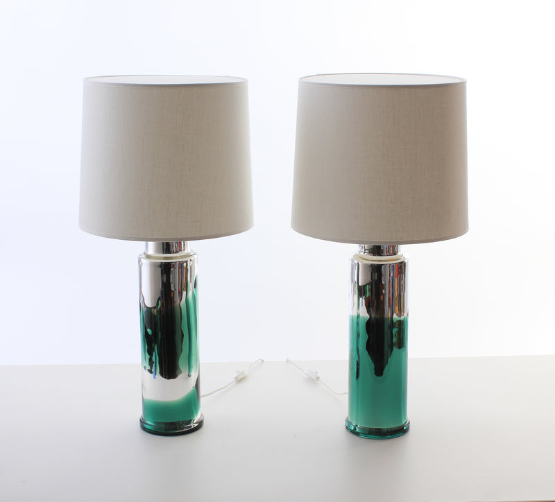 Cylinder Heel table lamp from Luxus 1970 B132