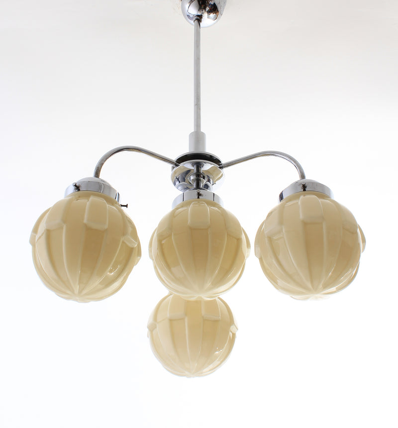 Ceiling lamp Art deco 1930s A197