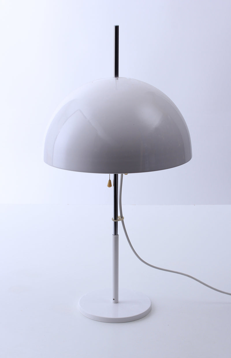 Table lamp in sheet metal 1970s B249