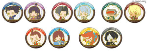 Ace Attorney Anniv. Can Badge Sets
