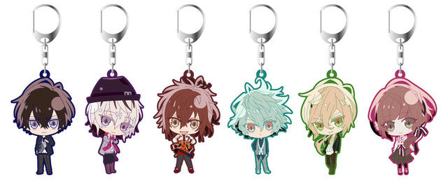 Collar x Malice -UNLIMITED- Rubber Straps