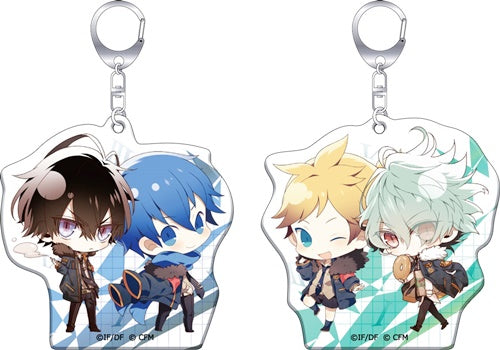 Collar x Malice x Vocaloid Collaboration Keyholders