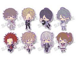 Brother's Conflict Side B Rubber Straps