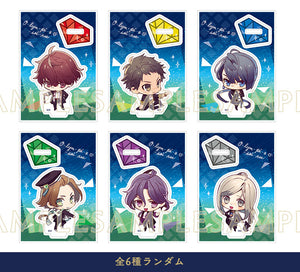 Olympia Soiree Otomate Winter Market 2020 Acrylic Stands