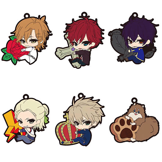 Dance with Devils Pitacolle Rubber Straps