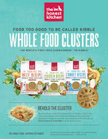 Honest Kitchen Whole Food Clusters