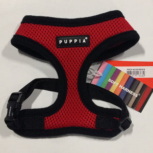 Puppia Soft Harness  Assorted Sizes and Colors