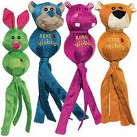 KONG  Wubba Ballistic Dog Toys   Assorted Colors and Sizes