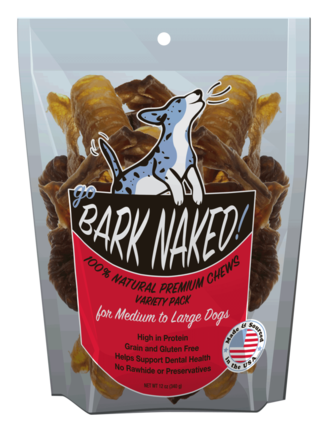 Go Bark Naked  12 oz