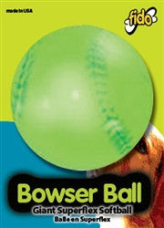 Bowser Ball by Fido Bones