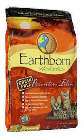 Earthborn Grain Free Cat