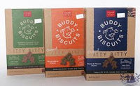 "Buddy Biscuits ""Itty Bitty""   Assorted Flavors"