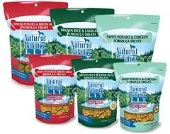 Natural Balance LIT Dog Treats  Assorted Flavors