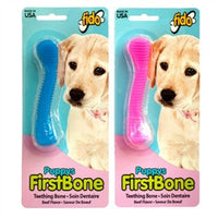 Puppy's First Bone  Assorted Colors