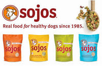 Sojos Complete Freeze Dried Dog Food Assorted Flavors