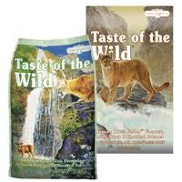 "Taste of The Wild Cat Food ""Dry"""