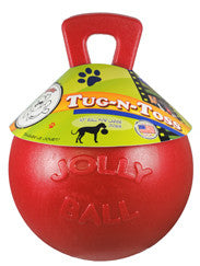 Tug n Toss-Purple  Assorted Colors and Sizes