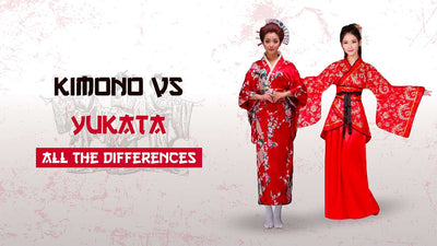 What is the difference between yukata and kimono?