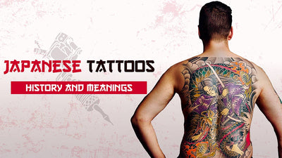 All about Japanese tattoos