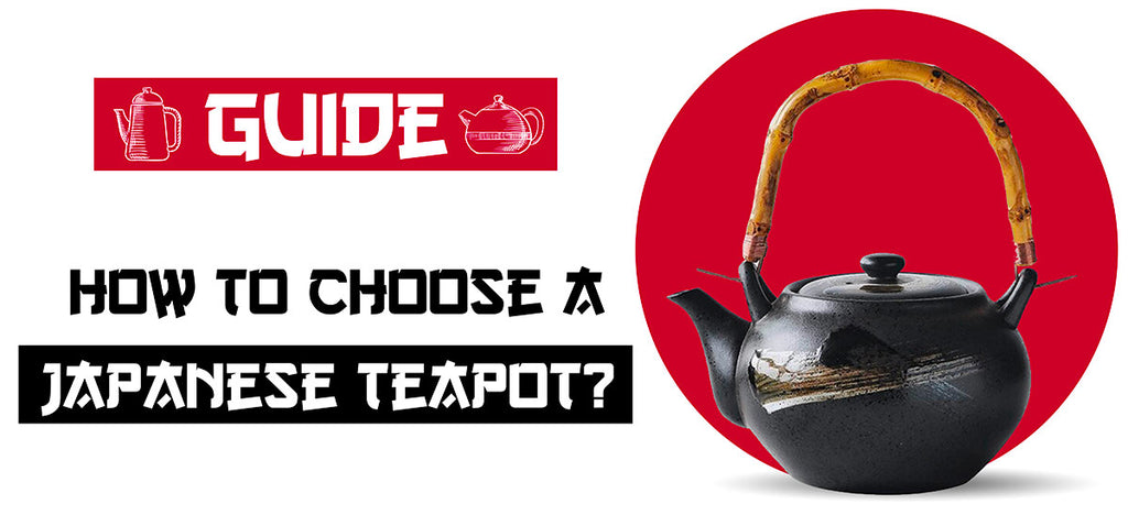 Japanese teapots guide