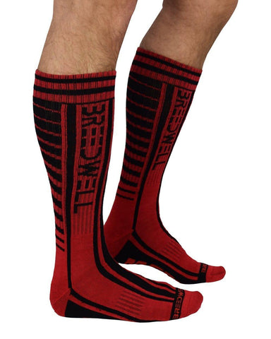 Breedwell - Moto Breed Socks - Red