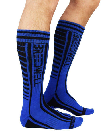 Breedwell - Moto Breed Socks - Blue