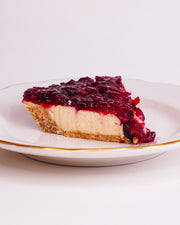 Ricotta Cheesecake Pie