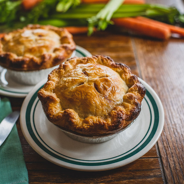 Bake-At-Home Frozen Pot Pies