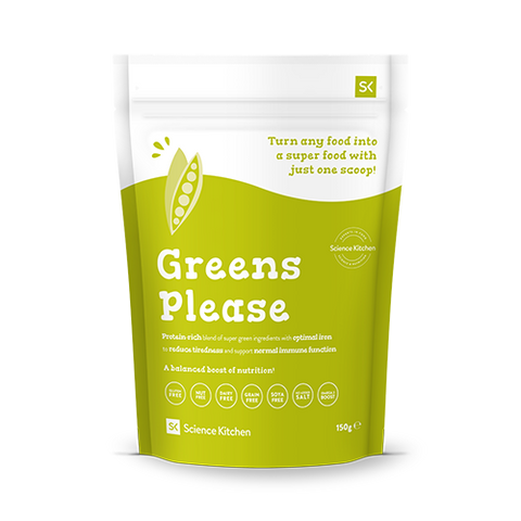 Super food blend - Greens Please