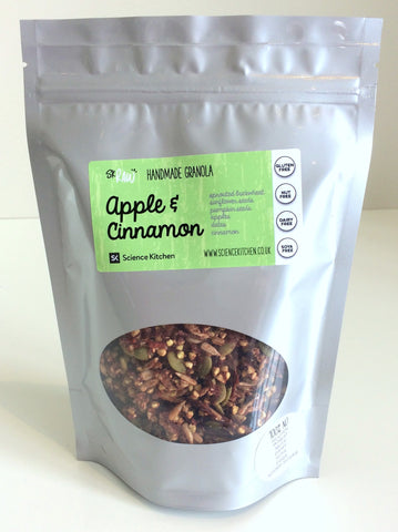 Raw Granola - Apple & Cinnamon
