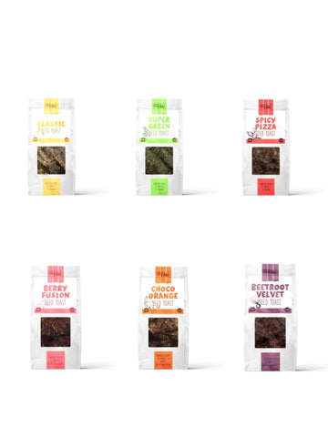 Seed Toasts - 6 variety bundle