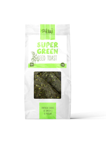 Seed Toasts - Super Green