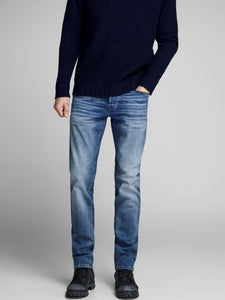 You added <b><u>Glenn Original AM814 Slimfit jeans - Denim Blå</u></b> tilføjet til kurven.