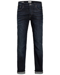 You added <b><u>JJICLARK JJORIGINAL - Jeans Straight Leg - Denim Blå - Herre</u></b> tilføjet til kurven.