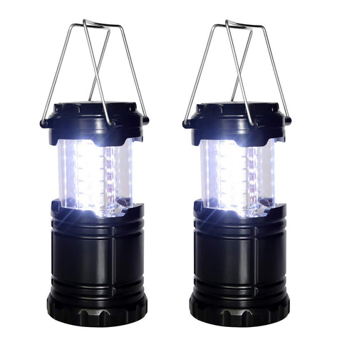 Buy the 2 Pack Best LED Camping Lantern - Wildog