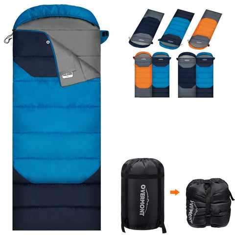 Buy the Thickened & Lightweight Compact Sleeping Bag - Wildog