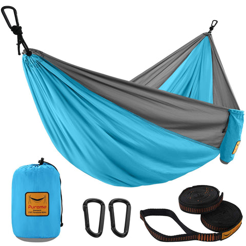 Camping Hammock - Available In Multiple Colors & Sizes