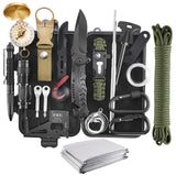 Buy the 22-in-1 Emergency Survival Backpack Kit - Wildog