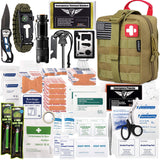 Buy the 250 Piece Tactical First Aid Kit - Wildog