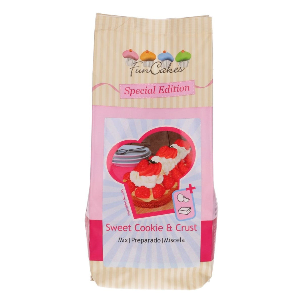 FunCakes Special Edition Sweet Cookie & Crust - sloffenmix
